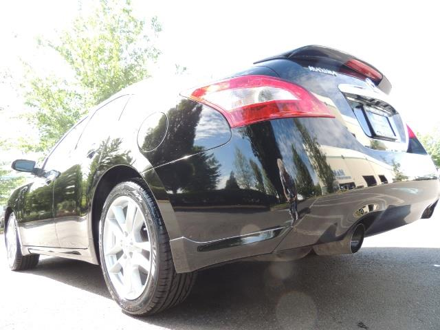 2010 Nissan Maxima 3.5 SV Heated+Cooled Leather / PANO ROOF / 1-OWNER - Photo 11 - Portland, OR 97217
