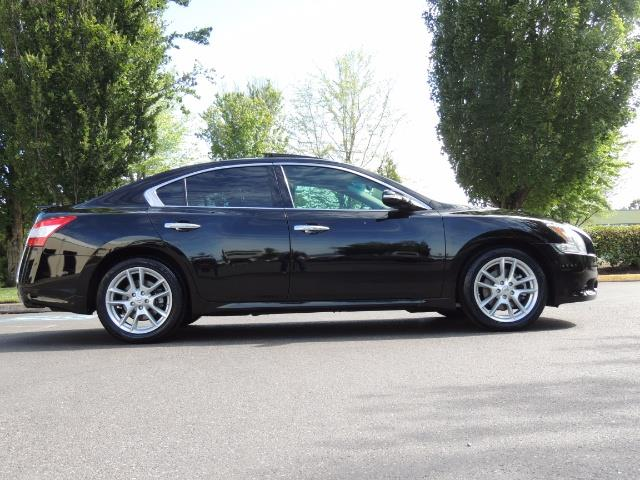 2010 Nissan Maxima 3.5 SV Heated+Cooled Leather / PANO ROOF / 1-OWNER - Photo 4 - Portland, OR 97217