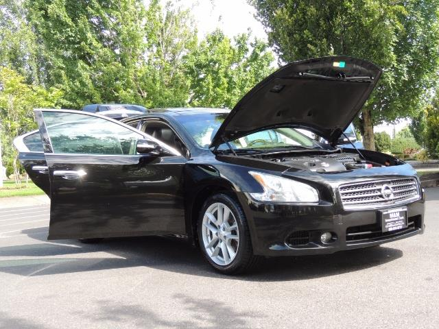 2010 Nissan Maxima 3.5 SV Heated+Cooled Leather / PANO ROOF / 1-OWNER - Photo 28 - Portland, OR 97217