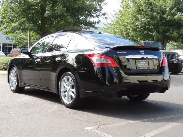2010 Nissan Maxima 3.5 SV Heated+Cooled Leather / PANO ROOF / 1-OWNER - Photo 7 - Portland, OR 97217