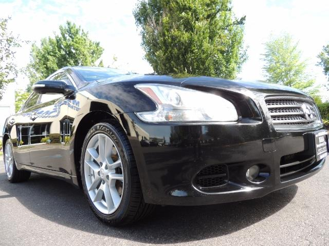 2010 Nissan Maxima 3.5 SV Heated+Cooled Leather / PANO ROOF / 1-OWNER - Photo 10 - Portland, OR 97217