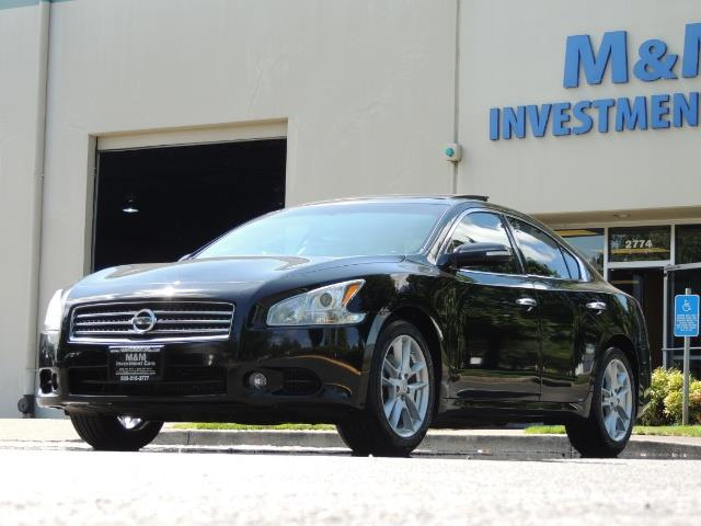 2010 Nissan Maxima 3.5 SV Heated+Cooled Leather / PANO ROOF / 1-OWNER - Photo 43 - Portland, OR 97217