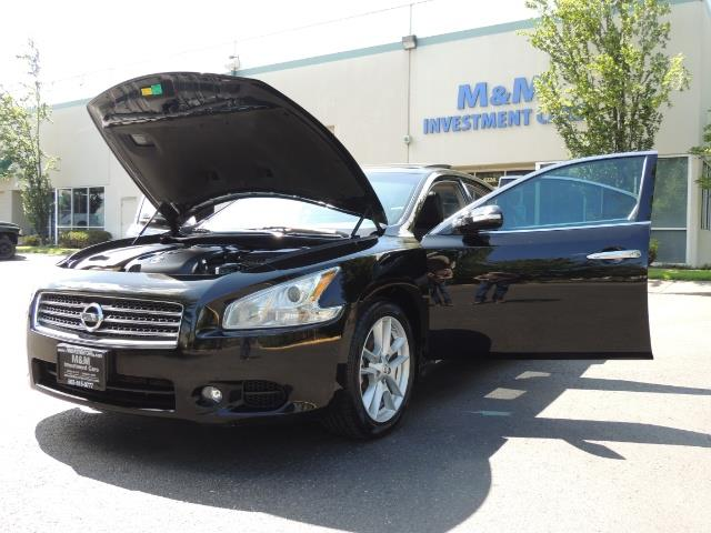 2010 Nissan Maxima 3.5 SV Heated+Cooled Leather / PANO ROOF / 1-OWNER - Photo 31 - Portland, OR 97217