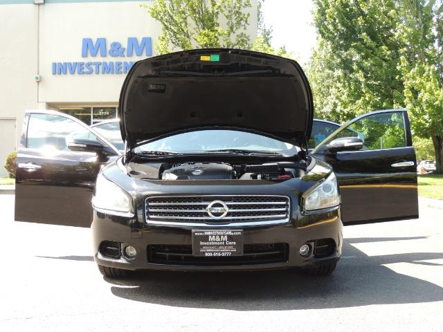 2010 Nissan Maxima 3.5 SV Heated+Cooled Leather / PANO ROOF / 1-OWNER - Photo 29 - Portland, OR 97217