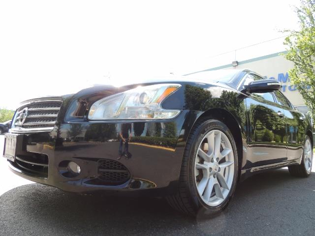 2010 Nissan Maxima 3.5 SV Heated+Cooled Leather / PANO ROOF / 1-OWNER - Photo 9 - Portland, OR 97217