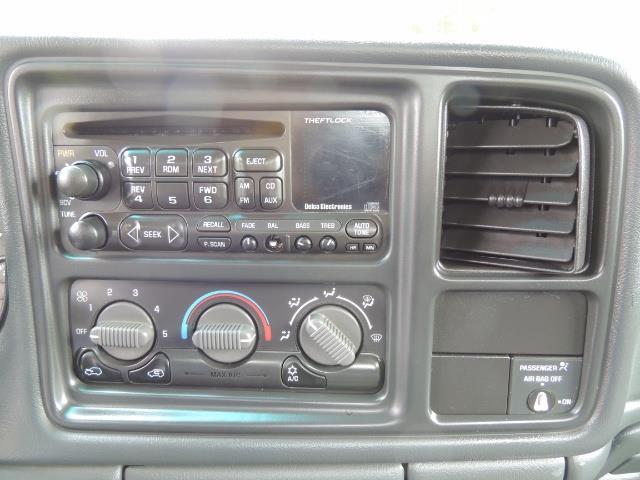 2001 Chevrolet Silverado 1500 LS 2dr Standard Cab / 4X4 / LONG BED / Z71  OFF RD - Photo 18 - Portland, OR 97217