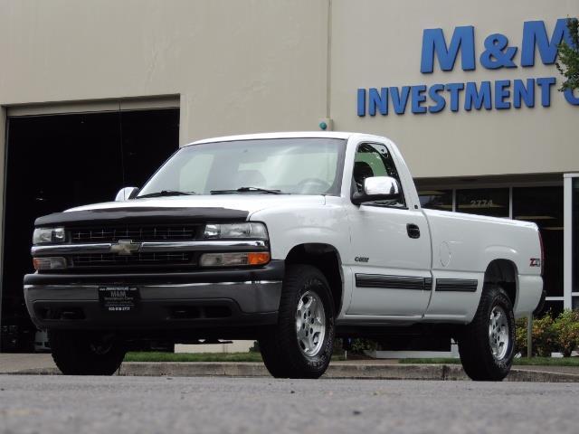 2001 Chevrolet Silverado 1500 LS 2dr Standard Cab / 4X4 / LONG BED / Z71  OFF RD - Photo 39 - Portland, OR 97217