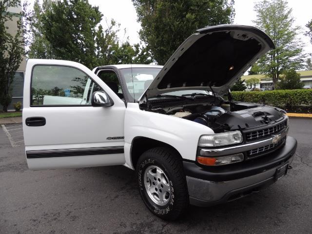 2001 Chevrolet Silverado 1500 LS 2dr Standard Cab / 4X4 / LONG BED / Z71  OFF RD - Photo 28 - Portland, OR 97217