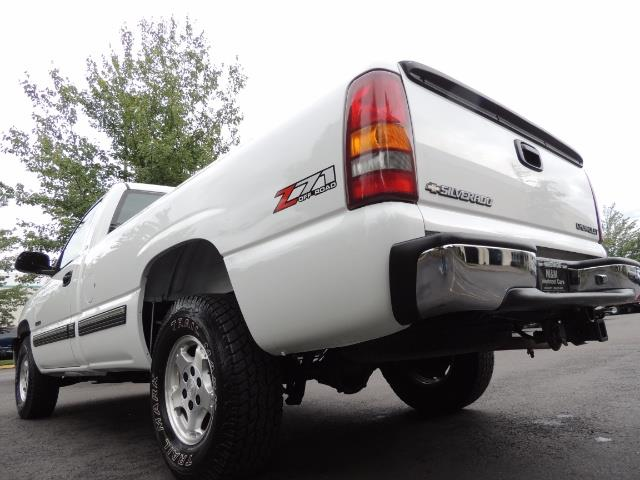 2001 Chevrolet Silverado 1500 LS 2dr Standard Cab / 4X4 / LONG BED / Z71  OFF RD - Photo 12 - Portland, OR 97217