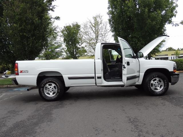 2001 Chevrolet Silverado 1500 LS 2dr Standard Cab / 4X4 / LONG BED / Z71  OFF RD - Photo 22 - Portland, OR 97217