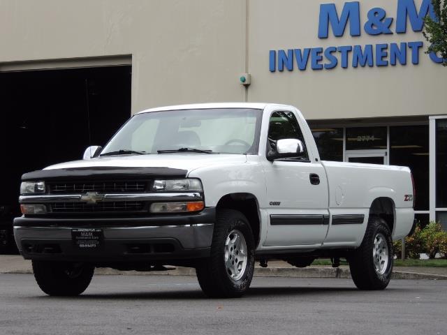 2001 Chevrolet Silverado 1500 LS 2dr Standard Cab / 4X4 / LONG BED / Z71  OFF RD - Photo 31 - Portland, OR 97217