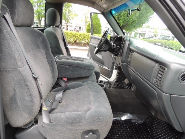 2001 Chevrolet Silverado 1500 LS 2dr Standard Cab / 4X4 / LONG BED / Z71  OFF RD - Photo 15 - Portland, OR 97217