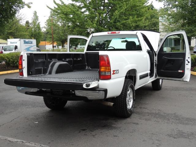 2001 Chevrolet Silverado 1500 LS 2dr Standard Cab / 4X4 / LONG BED / Z71  OFF RD - Photo 27 - Portland, OR 97217