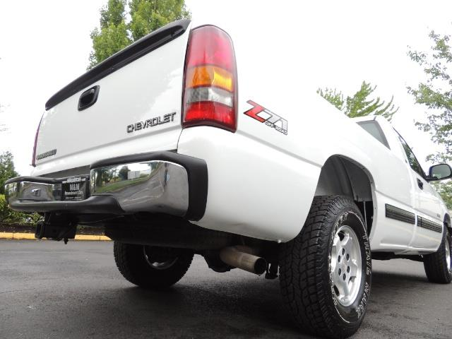 2001 Chevrolet Silverado 1500 LS 2dr Standard Cab / 4X4 / LONG BED / Z71  OFF RD - Photo 11 - Portland, OR 97217