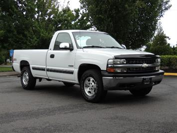 2001 Chevrolet Silverado 1500 LS 2dr Standard Cab / 4X4 / LONG BED / Z71  OFF RD Truck