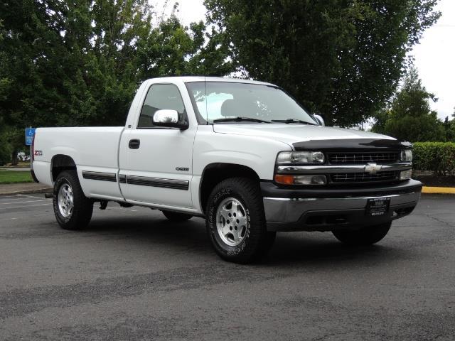 2001 Chevrolet Silverado 1500 LS 2dr Standard Cab / 4X4 / LONG BED / Z71  OFF RD - Photo 2 - Portland, OR 97217