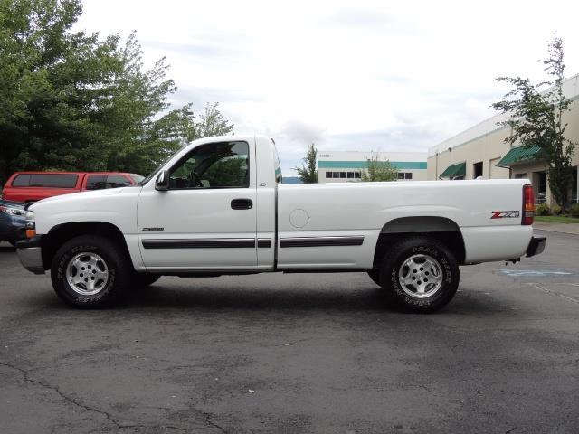 2001 Chevrolet Silverado 1500 LS 2dr Standard Cab / 4X4 / LONG BED / Z71  OFF RD - Photo 3 - Portland, OR 97217