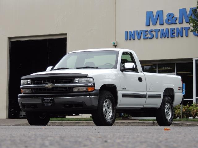 2001 Chevrolet Silverado 1500 LS 2dr Standard Cab / 4X4 / LONG BED / Z71  OFF RD - Photo 37 - Portland, OR 97217