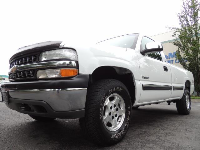 2001 Chevrolet Silverado 1500 LS 2dr Standard Cab / 4X4 / LONG BED / Z71  OFF RD - Photo 9 - Portland, OR 97217