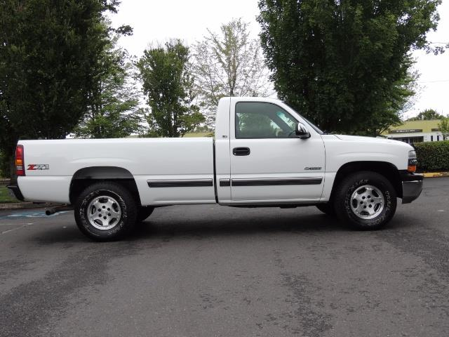 2001 Chevrolet Silverado 1500 LS 2dr Standard Cab / 4X4 / LONG BED / Z71  OFF RD - Photo 4 - Portland, OR 97217
