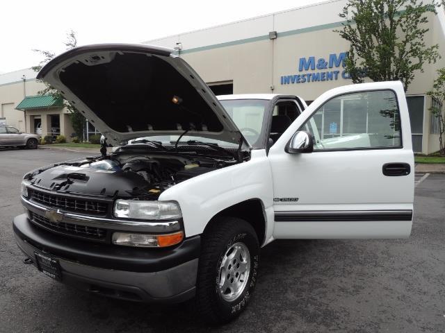 2001 Chevrolet Silverado 1500 LS 2dr Standard Cab / 4X4 / LONG BED / Z71  OFF RD - Photo 25 - Portland, OR 97217