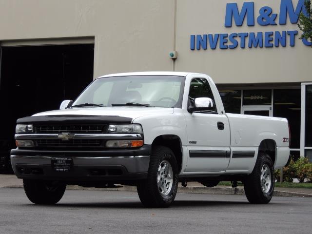 2001 Chevrolet Silverado 1500 LS 2dr Standard Cab / 4X4 / LONG BED / Z71  OFF RD - Photo 41 - Portland, OR 97217