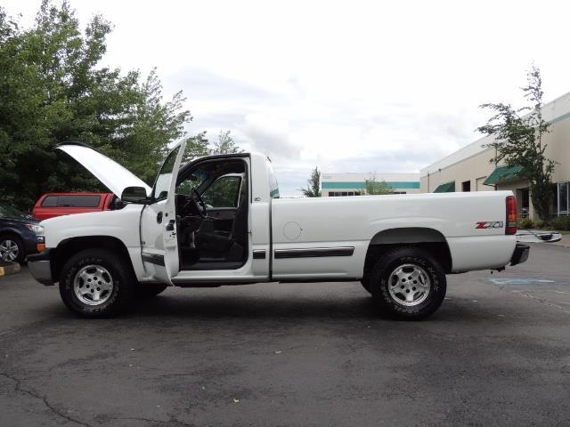 2001 Chevrolet Silverado 1500 LS 2dr Standard Cab / 4X4 / LONG BED / Z71  OFF RD - Photo 21 - Portland, OR 97217