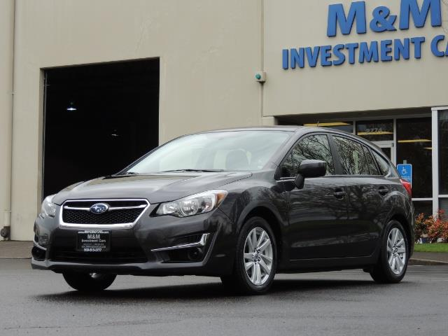 2016 Subaru Impreza 2.0i Premium / HatchBack Wagon / Backup camera - Photo 43 - Portland, OR 97217