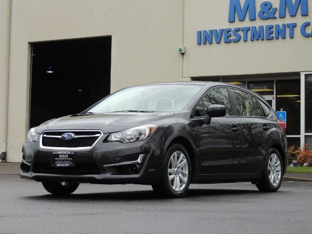 2016 Subaru Impreza 2.0i Premium / HatchBack Wagon / Backup camera - Photo 41 - Portland, OR 97217