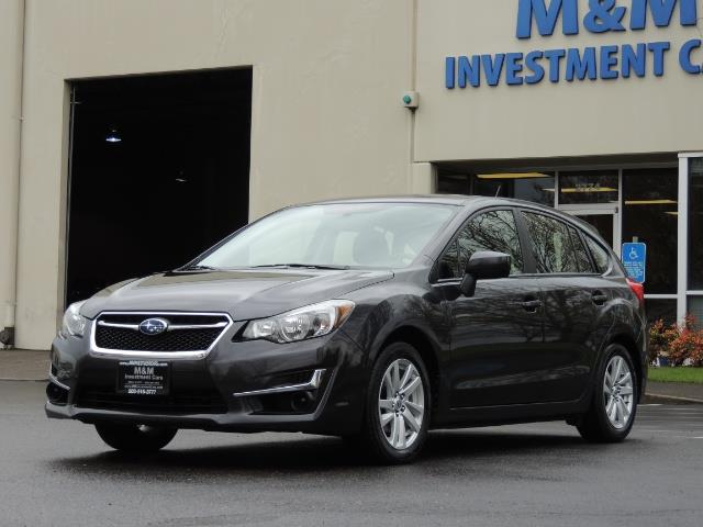 2016 Subaru Impreza 2.0i Premium / HatchBack Wagon / Backup camera - Photo 31 - Portland, OR 97217
