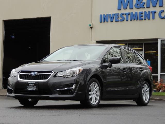 2016 Subaru Impreza 2.0i Premium / HatchBack Wagon / Backup camera - Photo 44 - Portland, OR 97217