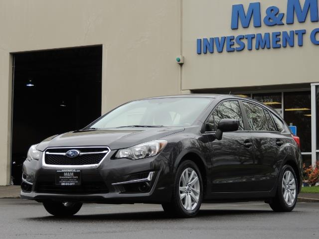 2016 Subaru Impreza 2.0i Premium / HatchBack Wagon / Backup camera - Photo 42 - Portland, OR 97217