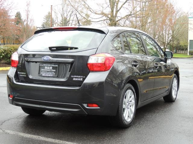 2016 Subaru Impreza 2.0i Premium / HatchBack Wagon / Backup camera - Photo 8 - Portland, OR 97217