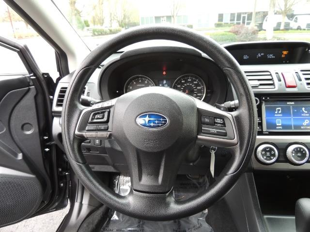 2016 Subaru Impreza 2.0i Premium / HatchBack Wagon / Backup camera - Photo 35 - Portland, OR 97217