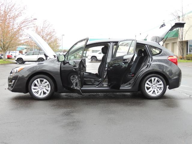 2016 Subaru Impreza 2.0i Premium / HatchBack Wagon / Backup camera - Photo 22 - Portland, OR 97217