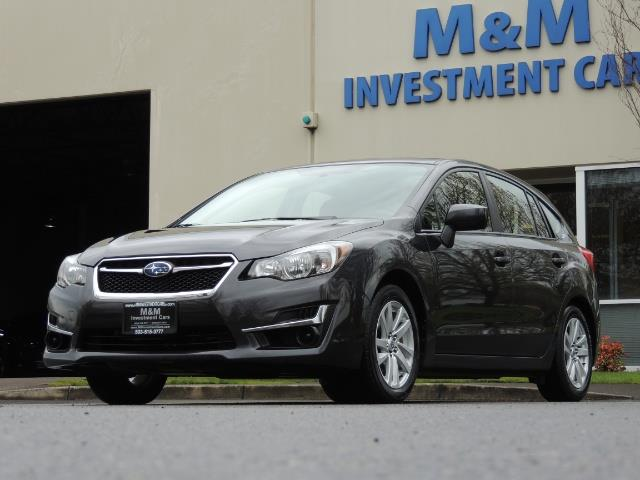 2016 Subaru Impreza 2.0i Premium / HatchBack Wagon / Backup camera - Photo 37 - Portland, OR 97217