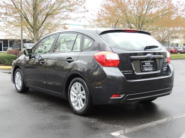 2016 Subaru Impreza 2.0i Premium / HatchBack Wagon / Backup camera - Photo 7 - Portland, OR 97217