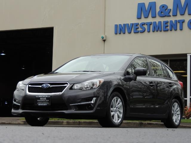 2016 Subaru Impreza 2.0i Premium / HatchBack Wagon / Backup camera - Photo 46 - Portland, OR 97217