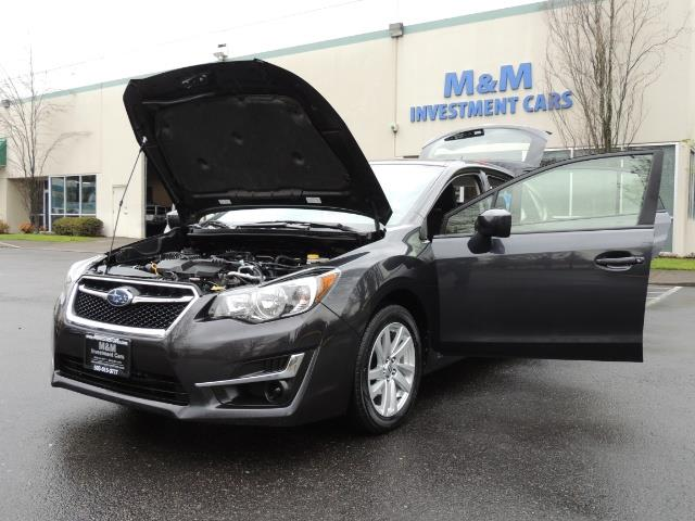 2016 Subaru Impreza 2.0i Premium / HatchBack Wagon / Backup camera - Photo 25 - Portland, OR 97217