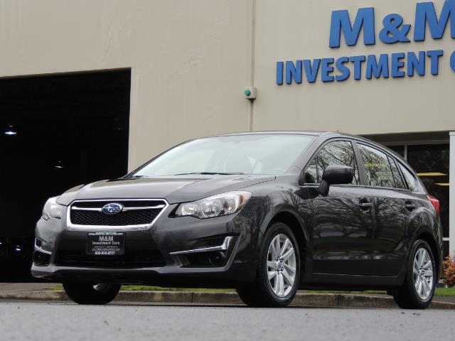 2016 Subaru Impreza 2.0i Premium / HatchBack Wagon / Backup camera - Photo 45 - Portland, OR 97217