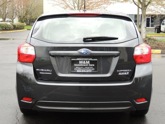 2016 Subaru Impreza 2.0i Premium / HatchBack Wagon / Backup camera - Photo 6 - Portland, OR 97217