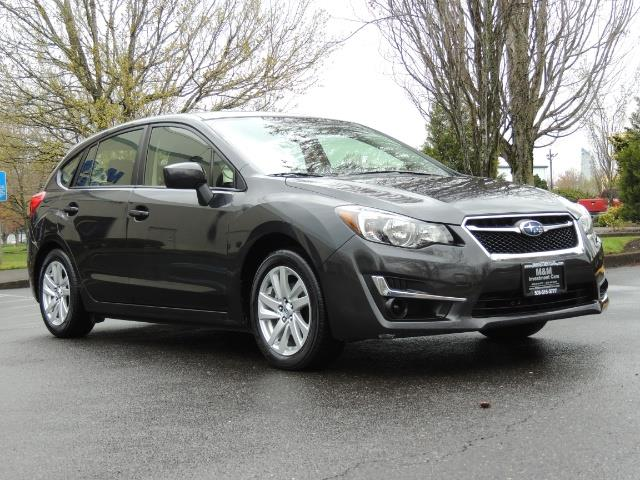 2016 Subaru Impreza 2.0i Premium / HatchBack Wagon / Backup camera - Photo 2 - Portland, OR 97217