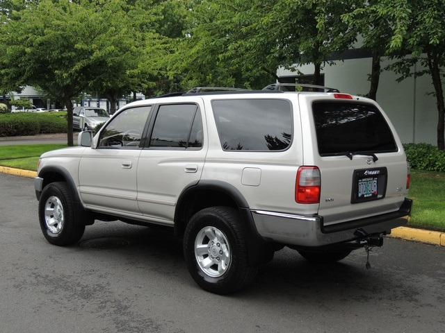 1998 toyota 4runner sr5 4x4 timingbelt excell cond lowmiles. Black Bedroom Furniture Sets. Home Design Ideas