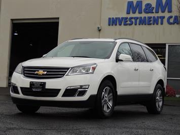 2015 Chevrolet Traverse LT / AWD / Third Seat / Back Up Camera SUV
