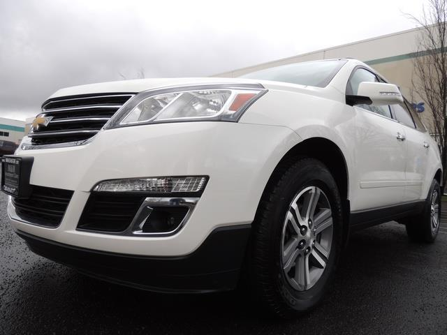 2015 chevrolet traverse lt awd third seat back up camera. Black Bedroom Furniture Sets. Home Design Ideas
