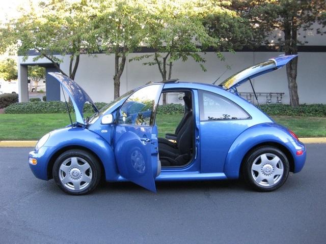 volkswagen beetle gls tdi turbo diesel  cyl auto moon roof