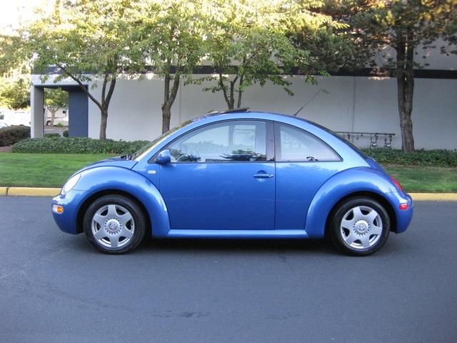 2001 volkswagen beetle gls tdi turbo diesel 4 cyl auto. Black Bedroom Furniture Sets. Home Design Ideas