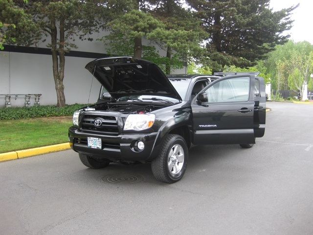 2008 Toyota Tacoma V6/ Double Cab/4WD/ Long Bed / TRD Sport - Photo 8 - Portland, OR 97217