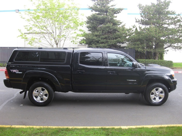 2008 Toyota Tacoma V6/ Double Cab/4WD/ Long Bed / TRD Sport - Photo 6 - Portland, OR 97217