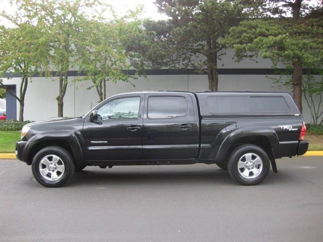 2008 toyota tacoma v6 double cab 4wd long bed trd sport. Black Bedroom Furniture Sets. Home Design Ideas